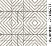 vector seamless pattern. modern ... | Shutterstock .eps vector #1041682795