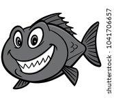 snapper fish illustration   a...   Shutterstock .eps vector #1041706657