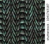 seamless oxide metallic texture ... | Shutterstock . vector #1041765187