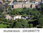 aerial drone view of the... | Shutterstock . vector #1041840775