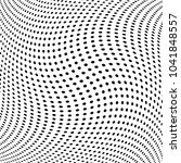 abstract halftone pattern... | Shutterstock .eps vector #1041848557
