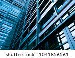 detail of modern office... | Shutterstock . vector #1041856561