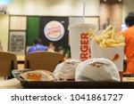 bangkok  thailand   march 8... | Shutterstock . vector #1041861727