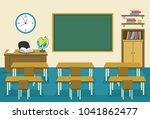 vector illustration of kids...   Shutterstock .eps vector #1041862477