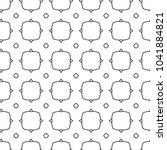seamless geometric ornamental...   Shutterstock .eps vector #1041884821