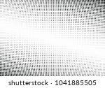 abstract halftone wave dotted... | Shutterstock .eps vector #1041885505