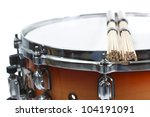 Closeup Of Unplugged Sticks...