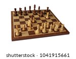 photos of chess openings.... | Shutterstock . vector #1041915661