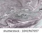 marble abstract acrylic...   Shutterstock . vector #1041967057