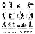 construction  renovation  and... | Shutterstock .eps vector #1041972895