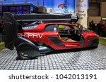 geneva  switzerland   march 6 ... | Shutterstock . vector #1042013191