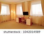 fragment of an interior of the...   Shutterstock . vector #1042014589
