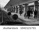 vienna  austria   04.11.2015 ...   Shutterstock . vector #1042121731