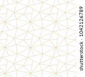 abstract vector seamless... | Shutterstock .eps vector #1042126789