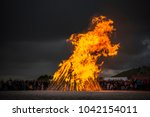 Awesome Easter   Bonfire In...