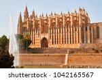 spain palma de mallorca...   Shutterstock . vector #1042165567