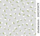 pale gray delicate pastel color ... | Shutterstock .eps vector #1042193479