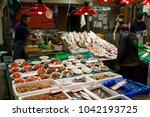 kanazawa   japan  october 20 ... | Shutterstock . vector #1042193725