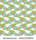 abstract pastel pattern | Shutterstock .eps vector #1042193854