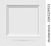 presentation square picture... | Shutterstock .eps vector #1042229521
