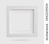 presentation square picture... | Shutterstock .eps vector #1042229524