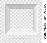 presentation square picture... | Shutterstock .eps vector #1042229527