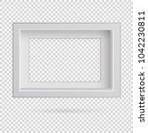 presentation rectangular...   Shutterstock .eps vector #1042230811