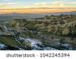 amazing landscape of the... | Shutterstock . vector #1042245394