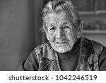 liesek  slovakia   27.02.2015 ... | Shutterstock . vector #1042246519