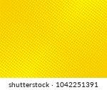 retro comic yellow background... | Shutterstock .eps vector #1042251391