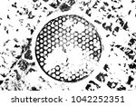 abstract background. monochrome ... | Shutterstock . vector #1042252351