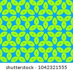stylish geometric background.... | Shutterstock .eps vector #1042321555