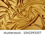 Gold Luxury Satin Fabric...