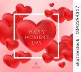 womens day vector illustration   Shutterstock .eps vector #1042394317