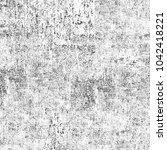 texture of dust  spots  lines ... | Shutterstock . vector #1042418221