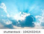 Light Sun Sky Pass Cloud Blue...