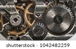 Clockwork Old Mechanical Watch...