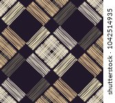 seamless geometric pattern.... | Shutterstock .eps vector #1042514935