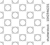 seamless vector pattern in...   Shutterstock .eps vector #1042546231