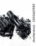 ayurvedic herb liquorice root... | Shutterstock . vector #1042665985