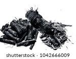 ayurvedic herb liquorice root... | Shutterstock . vector #1042666009