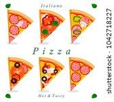 graphic illustration logo for... | Shutterstock . vector #1042718227