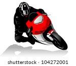 vector illustration of... | Shutterstock .eps vector #104272001