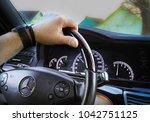 russia  kaluga oblast   10... | Shutterstock . vector #1042751125