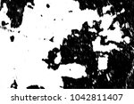 abstract background. monochrome ... | Shutterstock . vector #1042811407