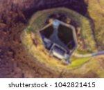 digital blurred defocused ...   Shutterstock . vector #1042821415