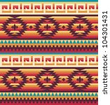 Native American Pattern