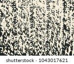 knitted background. vector... | Shutterstock .eps vector #1043017621