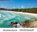 Small photo of haad rin beach