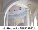 odessa  ukraine   july 14  2017 ...   Shutterstock . vector #1043057851